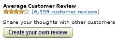 Get Lots of Customer Reviews
