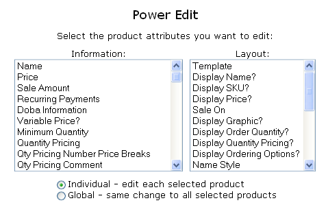 How To Quickly Get Your Products Into ShopSite – Part 1: The