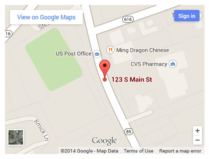 ShopSite Tip Add A Contact Us Page - How to add google map in contact us page