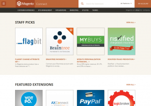 magento-connect