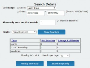 Search Details