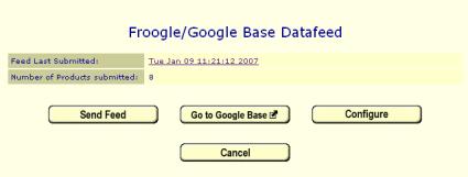 Froogle/Google Base